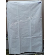 Water proff cover for heat pumps 620 x 700 x 720 mm